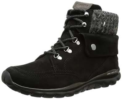 Gabor Shoes Comfort 76.958.47, Damen Stiefel, Schwarz (schwarz (Mel.)), EU 40.5 (UK 7) (US 9.5)