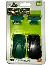 Jainsons Pet Products Venus Aqua Aquarium Magnet Scraper Magnetic Cleaner for Fish Tank (905D)