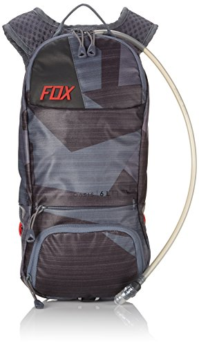 Fox Herren Trinksystem 6l Rucksack Oasis Hydration Pack, Camo, 40 x 25 x 20 cm, 6 Liter, MTB15S-11686-027-OS (Mx-racing-ausrüstung)
