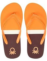 8372d017b64e0 Amazon.in  Orange - Flip-Flops   Slippers   Men s Shoes  Shoes ...