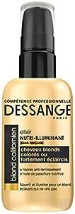 Dessange - Elixir Soin sans rinçage Nourrissant Illuminant Blond Californien - 100 ml