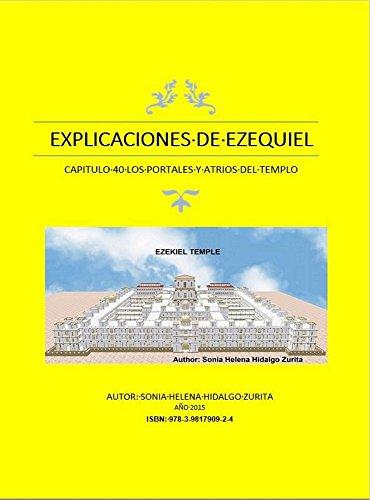 EXPLICACIONES DEL TEMPLO DE EZEQUIEL 40: Los portales y atrios del templo (Explicaciones de Ezequiel n 4)