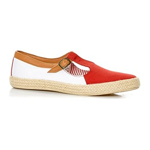 Pointer Corey Sneakers Crimson/White red