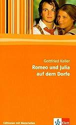 Romeo und Julia auf dem Dorfe (Editionen für den Literaturunterricht)