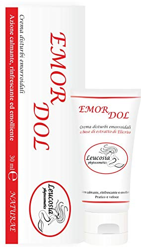 Zoom IMG-1 emordol crema disturbi emorroidali 30