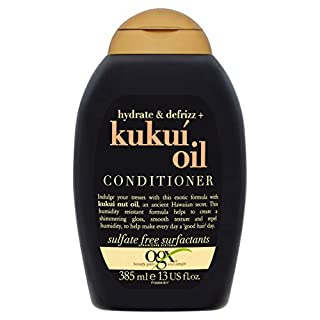 OGX Kukui Oil Conditioner, 1er Pack (1 x 385 ml)