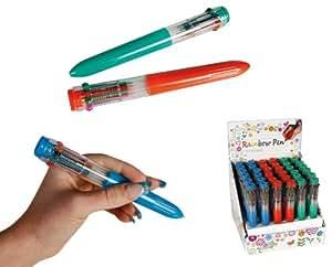 Stylo rainbow 10 couleurs encore mieux qu'un stylo 4 couleurs - Stylo fantaisie