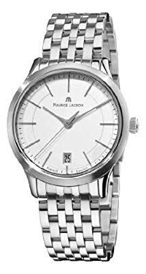 Maurice Lacroix lc1026-ss002130-Wristwatch-Silver
