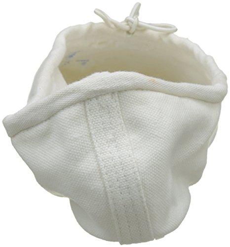 Sansha Scarpe di danza classica Pantofole Iwa 52adulti in tela modello 1C PRO1C bianco