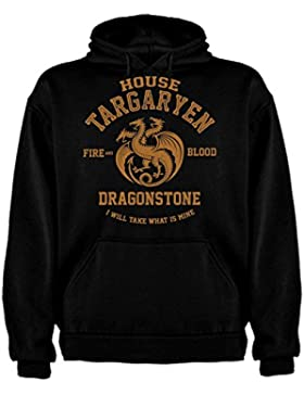 Sudadera de NIÑOS Juego de Tronos Stark Tyrion Dragon Daenerys Khaleesi Valar Arya