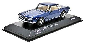 Minichamps 437123322-Maserati-5000GT Allemano-1964-Escala 1/43