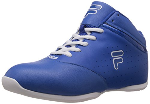 406424842b1d Fila 11002932 Men S Run Fast White And Red Rubber Running Shoes 9 Uk ...