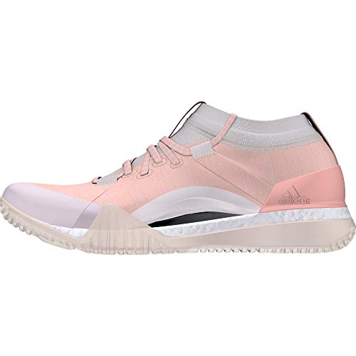 adidas Purebooat X Trainer 3.0, Scarpe da Fitness Donna, Rosso Ngtred/Rawdes/Shopnk, 38 2/3 EU