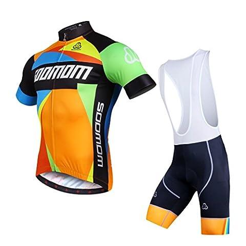 Costumes Ours Outfit - Haute qualité, respirant, rapide, sec, léger, confortable,