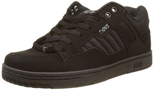 DVS Shoes Enduro 125, Chaussures de Skateboard Homme Noir (Black Nubuck)