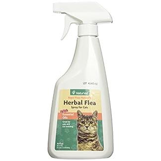 naturvet herbal flea spray, 480 ml NaturVet Herbal Flea Spray, 480 ml 41TmXbt1BHL