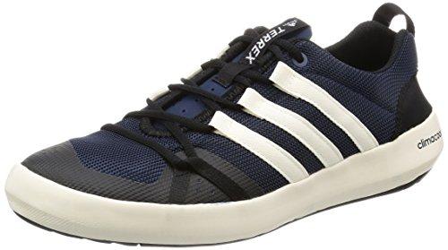 Adidas Terrex CC Boat, Zapatillas de Running para Asfalto Hombre, Azul (Maruni/Blatiz/Negbas), 42 EU