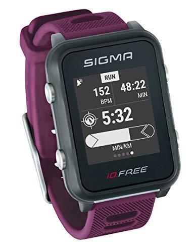 iD.FREE reloj multideportivo con GPS para el aire libre y navegación