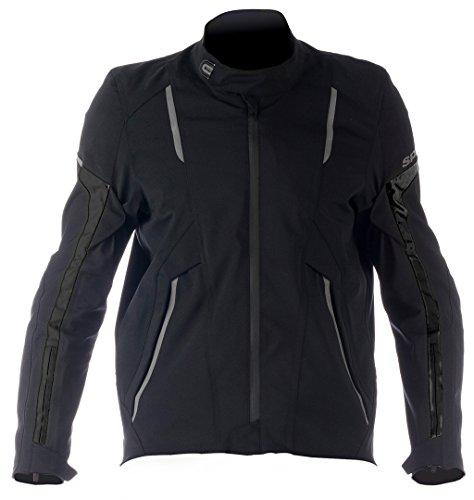 Spyke-Stretch-Shell-WP-Giacche-Moto-in-Tessuto-Per-Uomo-Nero-EU50