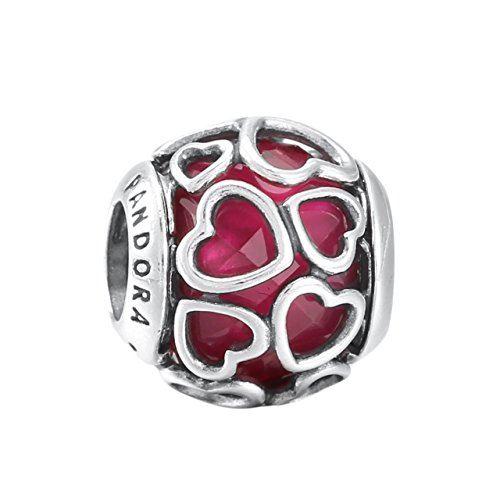 Pandora Damen -Bead Charms 925 Sterlingsilber 792036NCC