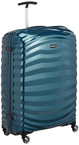 Samsonite - Lite-Shock Spinner 75 cm, Azul (PETROL BLUE)