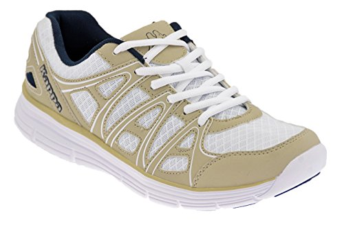 Kappa Ulaker Baskets Basses Neuf Chaussures Homme Beige