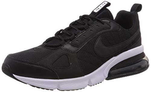 Nike Herren Air Max 270 Futura Sneakers, Schwarz (Black/White 001), 41 EU (Nike Air Max Niedrigen Preis)