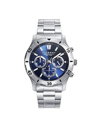 Orologio Viceroy Uomo Crono 401135-37