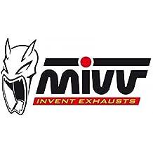 Línea completa 2x 1MIVV Suono acero inoxidable/gorra Carbon Kawasaki...–MIVV mvk029l7