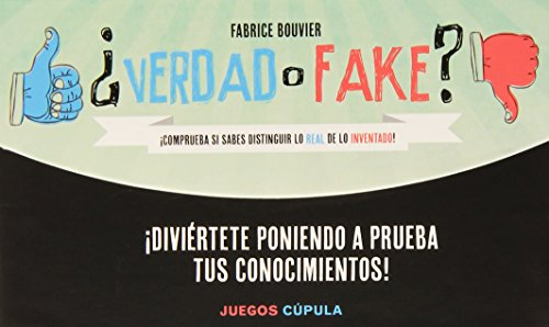 ¿Verdad o fake? por From Libros Cúpula