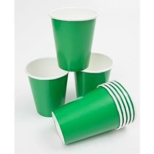 Grüne Becher