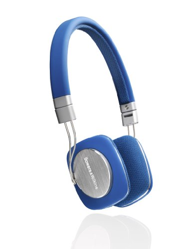 Bowers & Wilkins P3 Headphone – Blue