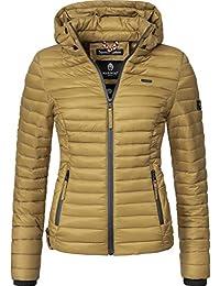 the best attitude ac981 2e25c Amazon.it: Cannella - Giacche e cappotti / Donna: Abbigliamento