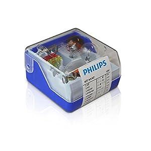 Philips Ersatzlampenbox H1 / H7