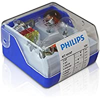 Philips Boîte d'ampoules de rechange H1 / H7