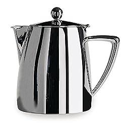Grunwerg Gm297 Art Deco Teapot, 10 Oz.