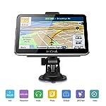 """GPS Para Coches, HIEHA 5"""" Navegador GPS  8GB Pantalla Táctil De Alta definición,..."""