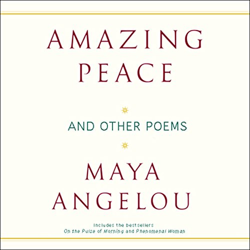 Amazing Peace and Other Poems  Audiolibri