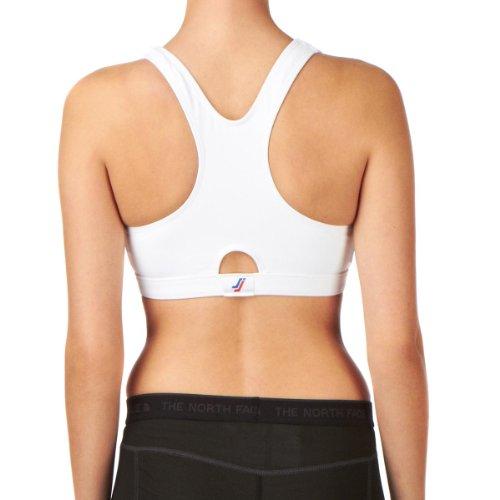 Sportjock - Soutien-gorge -  Femme Blanc - Blanc