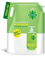 Godrej Protekt masterchef's Handwash Refill - 1500 ml