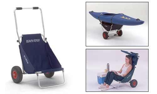ECKLA Beach-Rolly - Roll Wagen Vertrieb Holly® Produkte STABIELO - holly sunshade -
