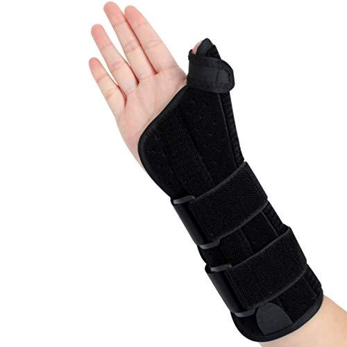 NMBE-health Medizinische Handgelenkunterstützung, Sport Handgelenk Unterstützung, atmungsaktives Handgelenk, Schmerzlinderung, Kompressionsärmel, Unisex Handgelenk Schmerzen,S -