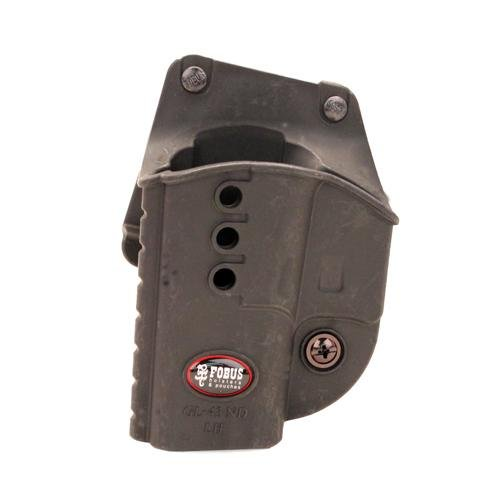Fobus gl43ndbhlh Glock 43Gürtel Holster, linke Hand (Glock 42 Hand-gun)