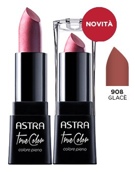 ASTRA True color 908 glace' rossetto* - Cosmetici