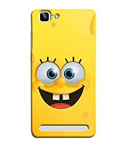 PrintVisa Designer Back Case Cover for Vivo X5Max :: Vivo X5 Max (Laughing Smiley With Big Tongue And Teeth Humours)