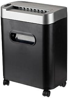 AmazonBasics Aktenvernichter, 7-8-Blatt, Partikelschnitt, mit herausziehbarem Auffangbehälter für Papier/CDs/Kreditkarten (B000S6N026)   Amazon Products