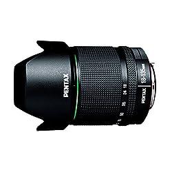 Pentax SMC DA 18-135mm F3.5-5.6ED AL (IF)DC WR Lens for Pentax DSLRs (Black)