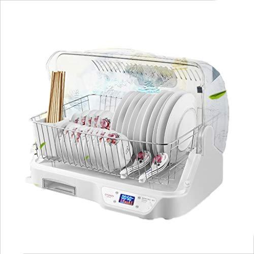 Armoire de désinfection Armoire de nettoyage Baguettes haute capacité 60L Vaisselle Vaisselle Séchage Désinfection