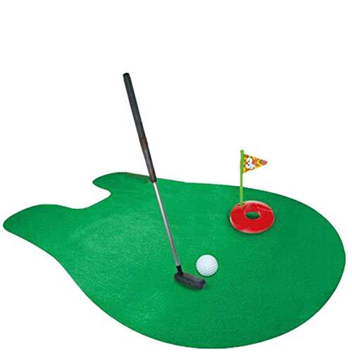 Kinder Golf Spielzeug Set Wc Bad Mini Golf Potty Putter Spiel Neuheit Geschenk