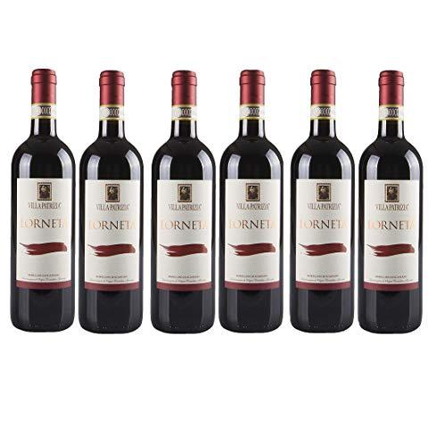 Vino Rosso Morellino Di Scansano Lorneta | 2017 | Villa Patrizia - 6 Bottiglie